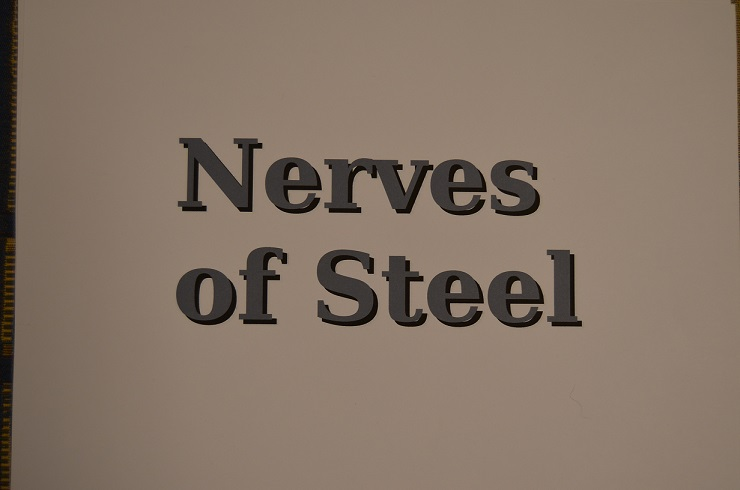 Nerves of Steel 2015