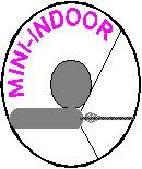 Mini indoor (deze word door de organiserende vereniging regelmatig bij gehouden)